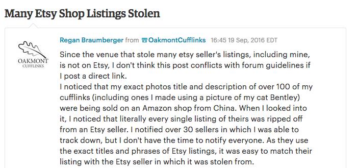 etsy shop listing stolen